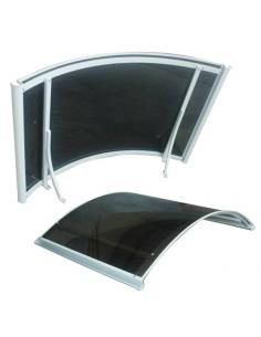 Pensiline Alluminio Blinky CALLA BRONZE 120x160 cm