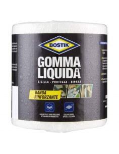 Banda Rinforzante da utilizzare in combinazione con Gomma Liquida Bostik