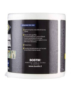 Banda Rinforzante da utilizzare in combinazione con Gomma Liquida Bostik 2