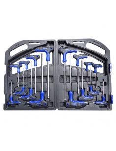 Set di chiavi esagonali modello a T da 16 pezzi Wurzburg SW-16TH