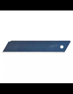 10 lame di ricambio per taglierino da 25 mm Milwaukee 48229125 - 1