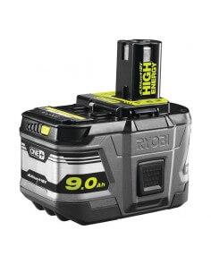 Batteria 18V 9.0Ah Lithium+ HIGH ENERGY Ryobi RB18L90 - 1