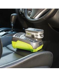 Caricabatterie da AUTO Litio/Lithium+ 18V Ryobi RC18-118C - 1 2