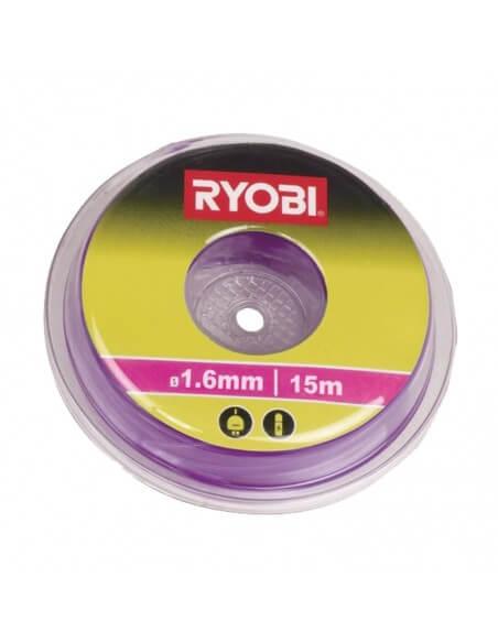 Filo 1.6mm x 15 m Ryobi RAC101 compatibile con tagliabordi - 1