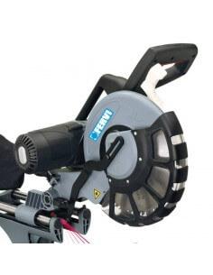 Troncatrice radiale per legno Fervi 0871 - 1 2