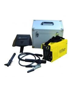 Saldatrice inverter 125A professionale saldatura fabbro + elettrodi Vigor Compact - 1