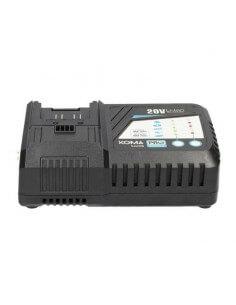 Caricabatterie a ricarica rapida 125W Koma Tools 08773 - 1