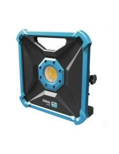 Aretto proiettore LED 20 W, 1800 lumen senza batteria e caricatore Koma Tools 08755 - 1