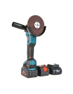 Kit smerigliatrice angolare 36V + 2 batteria 36V + caricabatteria IF Tools AG03 BS6125 - 1 2