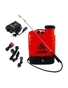 Pompa Irroratrice a spalla a batteria 16L Ausonia 38018 - 1