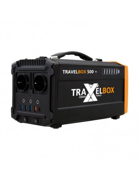 Generatore di corrente TRAVELBOX 500+ - 1