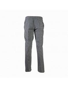 Pantalone da cuoco quadrettato Unisex 100% cotone Step One Siggi Group - 1 2