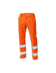 Pantalone ad Alta Visibilità Arancione Siggi STEP ONE - 1