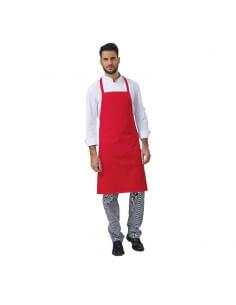 Grembiule Chef Ciro Rosso Siggi - 1 2
