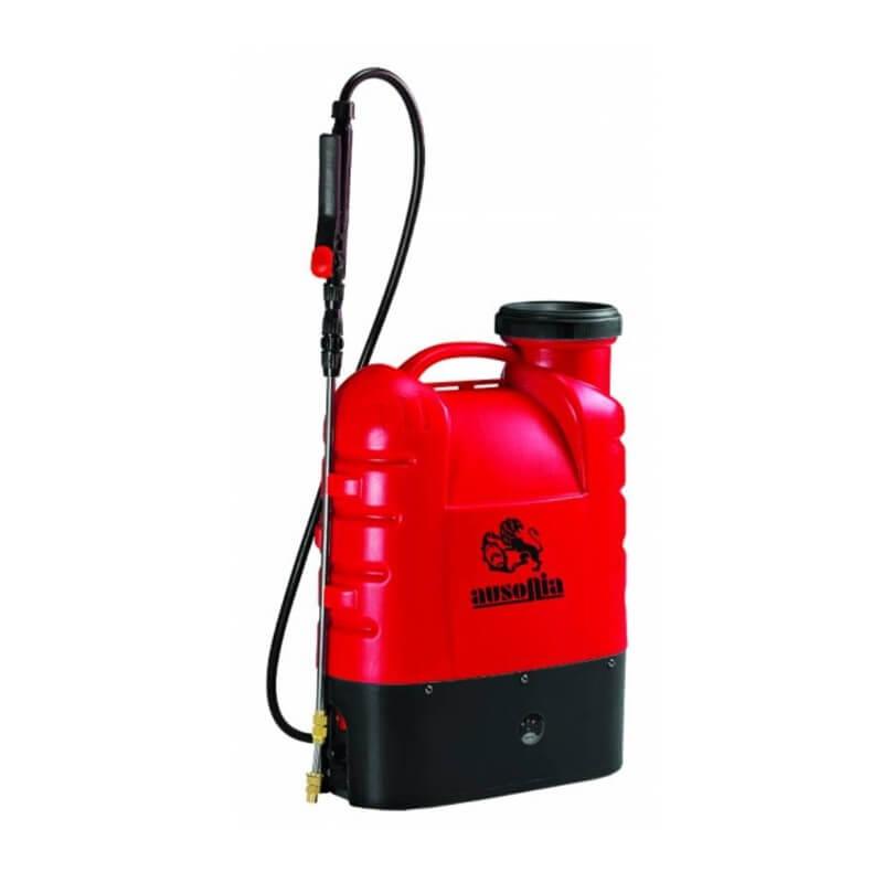 Pompa Irroratrice a spalla a batteria 16L Ausonia 38018